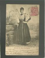 Costume Di Bono Sardegna édit. G. Canu Fadda Libreiria  Sardaigne Précuseur - Italië