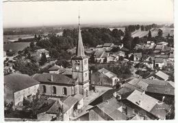 EN AVION AU DESSUS DE ... ROMONT (Vosges) - L'Église -  édit. Lapie - - France