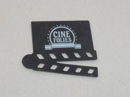 Pin's CLAP CINE FOLIES - Films