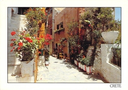 Crète - La Canée (Chania) - Rue Pittoresque - Grecia