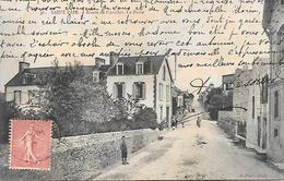 50     Saint-pair Sur Mer     Route De Carolles    La Poste - Saint Pair Sur Mer