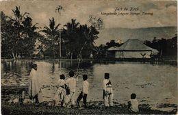 CPA AK Indonesia Fort De Kock (360574) - Indonesien