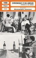 - 1950 - ITALIE - DRAME - CHRONIQUE D'UN AMOUR   - 067 - Autres