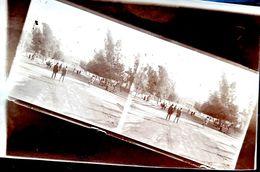 SYRIE DAMAS AVENUE DE LA GARE DU HEDJAZ CARTE PHOTO 1926 - Siria