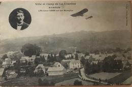 Ville Et Camp De La Courtine Aviation L Aviateur Obre - La Courtine