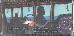 France 2010 - Yv N° 55 ** - Le Porte-hélicoptères «Jeanne D'Arc» Et Les Marins De La Jeanne   (sous Blister) - Souvenir Blocks & Sheetlets