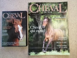 L'univers Du Cheval En DVD + Fascicule N° 1 - Documentales