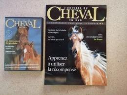 L'univers Du Cheval En DVD + Fascicule N° 2 - Documentales