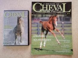 L'univers Du Cheval En DVD + Fascicule N° 3 - Documentales
