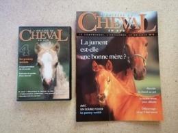L'univers Du Cheval En DVD + Fascicule N° 4 - Documentales