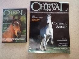La Collection Cheval En DVD + Fascicule N° 5 - Documentaire