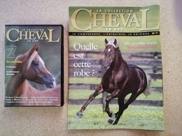 La Collection Cheval En DVD + Fascicule N° 7 - Documentaire