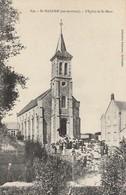 SAINT NAZAIRE  L Eglise De St Marc - Saint Nazaire