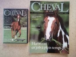 La Collection Cheval En DVD + Fascicule N° 15 - Documentaire