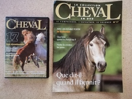 La Collection Cheval En DVD + Fascicule N° 17 - Documentales