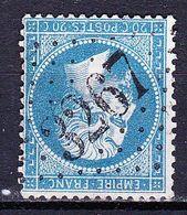 France-Yv 22, GC 3267 Salces (65) - Marcophilie (Timbres Détachés)