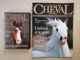 La Collection Cheval En DVD + Fascicule N° 21 - Documentaire