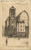 Gravure St Nicolas Du Chardonnet RV - Arrondissement: 05
