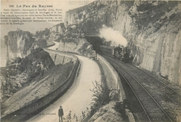 24 LE PAS DU RAYSSE - Entre Cazoulès Et Souillac - Train - Sonstige Gemeinden