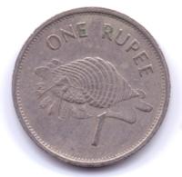 SEYCHELLES 1992: 1 Rupee, KM 50 - Seychelles
