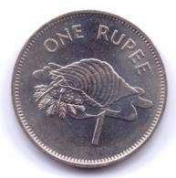 SEYCHELLES 1982: 1 Rupee, KM 50 - Seychelles