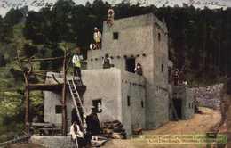 Indian Pueblo Phantom Canon ,Aocien  Cliff Dwellings  Manitou Colorado RV - Etats-Unis