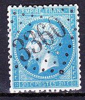 France-Yv 22, GC 3360 Seissan (31) - Marcophilie (Timbres Détachés)
