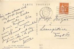 TYPE PAIX N° 366 SUR CP DIVERSES DE 1940/41 - 1932-39 Paz