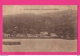 CPA (Réf: Z 2596) (NOUVELLE CALÉDONIE) Vue Générale De PRONY - Nouvelle-Calédonie