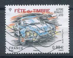 5204 (o) Fête Du Timbre - Alpine Renault A 110 - France