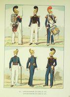 SAPEURS POMPIERS De PARIS 1834/45-(Hector Large)-1965/84 - 1914-18