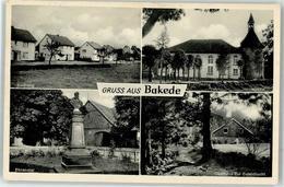 53177727 - Bakede - Non Classés