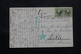 DANEMARK - Affranchissement De Odense Sur Carte Photo écrite En Espéranto En 1911 - L 59624 - Briefe U. Dokumente