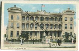 New Orleans - Hotel Dieu - Baton Rouge