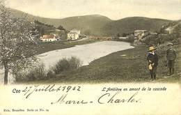 026 754 - CPA - Coo - L'Amblève En Amont De La Cascade - Stavelot
