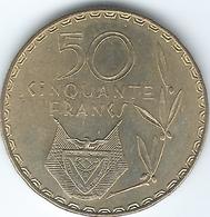 Rwanda - 50 Francs - 1977 - KM16 - Rwanda