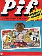Pif Gadget N°121 - Fanfan La Tulipe - Les Pionniers De L'Espérance - Pif Gadget