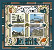 Bloc Dublin - Capitales Européennes (2020) Neuf** - Blocks & Kleinbögen