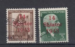 Albania Occupation 1943 - Albania