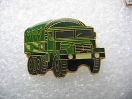 Pin's D'un Camion Militaire - Militaria