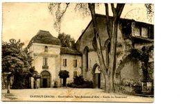 CAHORS - Cabessut - Institution Ste Jeanne-d'Arc - 4 Cartes - Voir Scan - Cahors