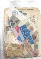 Un Ensemble De Fiscaux - Revenue Stamps