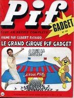 Pif Gadget N°123 - Teddy Ted - Rahan - Pif Gadget