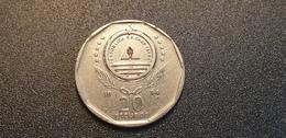 CAP VERT: 20 Escudos 1994 Fou Brun - Cape Verde