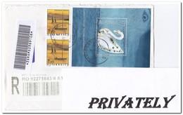 Oostenrijk 2010, Registered Mail To Netherland - 1945-.... 2. Republik