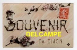 DD / 21 CÔTE D' OR / DIJON / SOUVENIR DE DIJON / 1909 - Dijon