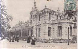 Plombieres Les Bains  Le Casino 1905 - Plombieres Les Bains