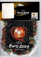 Fanion EURO 2004 PORTUGAL Sous Pochette - Soccer