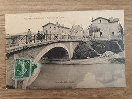 CPA Dpt 54 - Neuves Maisons Pont Sur Le Canal - 1912  (livraison Gratuit France) - Neuves Maisons