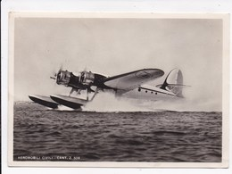 CP AVIATION Aeromobile Civili ( Hydrovolante ) - Aviation